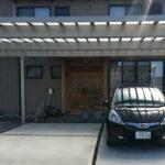 K様邸/カーポート・土間コンクリート工事