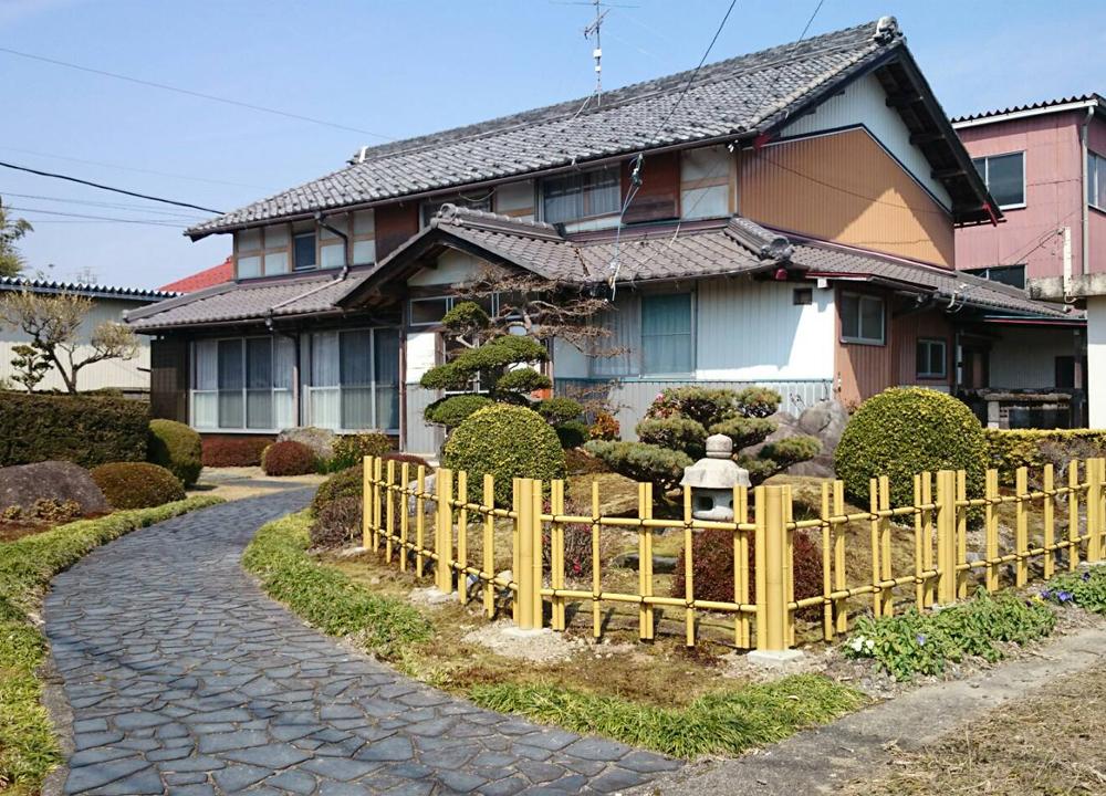 S様邸/竹垣フェンス